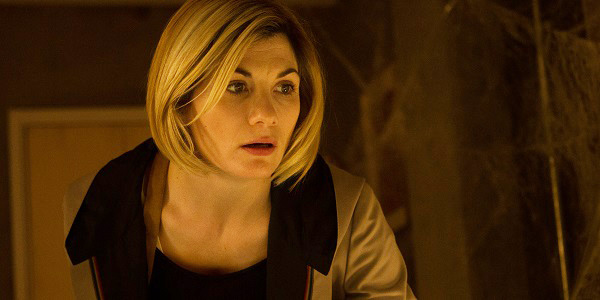 The Doctor Jodie Whittaker Doctor Who BBC America