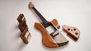 Reddick Guitars Voyager Modular