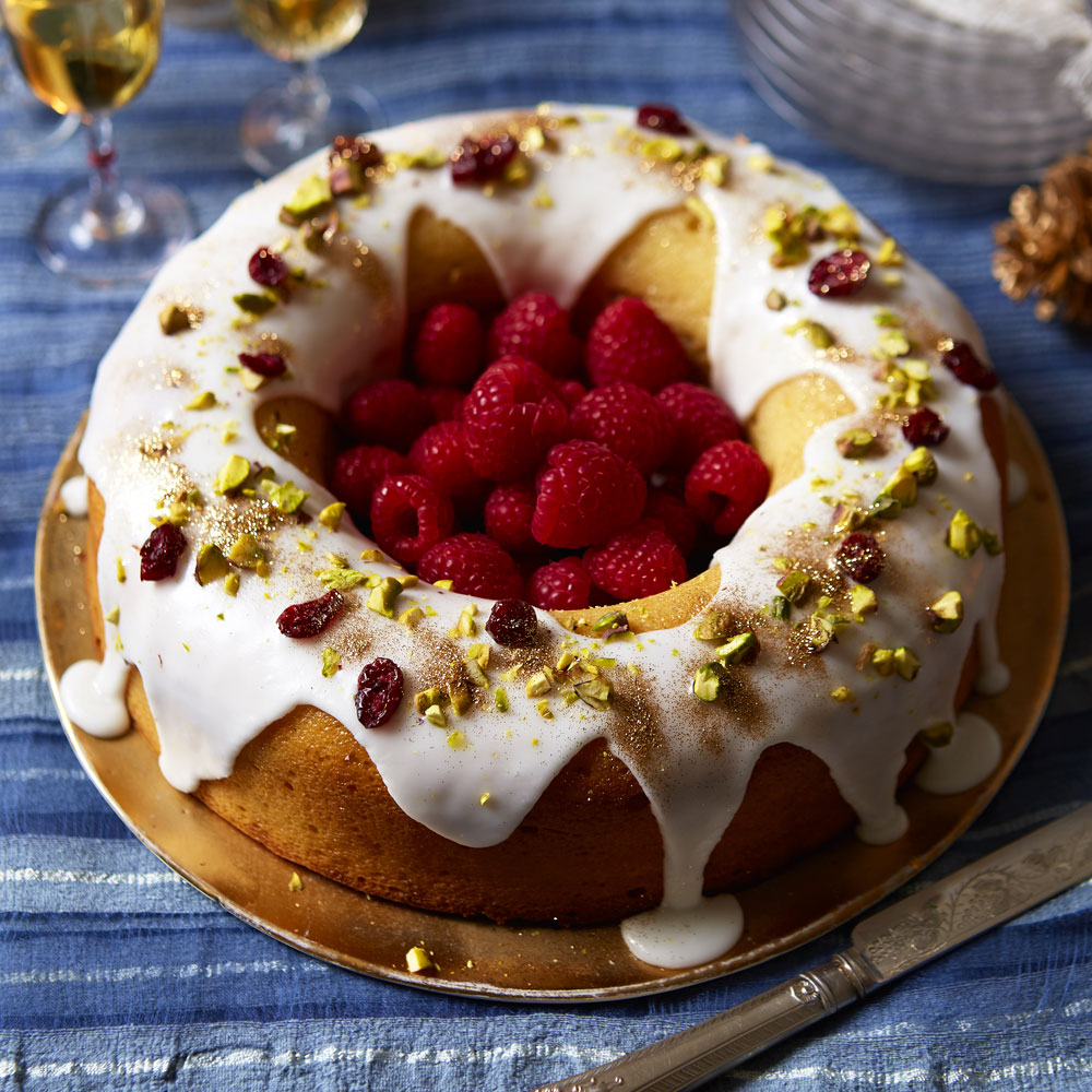 This stunning lemon bundt cake is an easy but impressive bake that is perfect for sharing