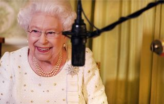 Queen of the World - Her Majesty the Queen addressing the nation What's on telly tonight? Our pick of the best shows on Tuesday 25th September
