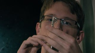 Tristan Roberts in Showtime's 'Citizen Bio'