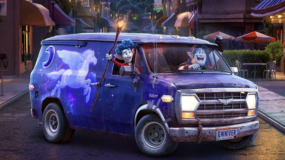 Onward on Disney Plus: How to watch Pixar's latest hit