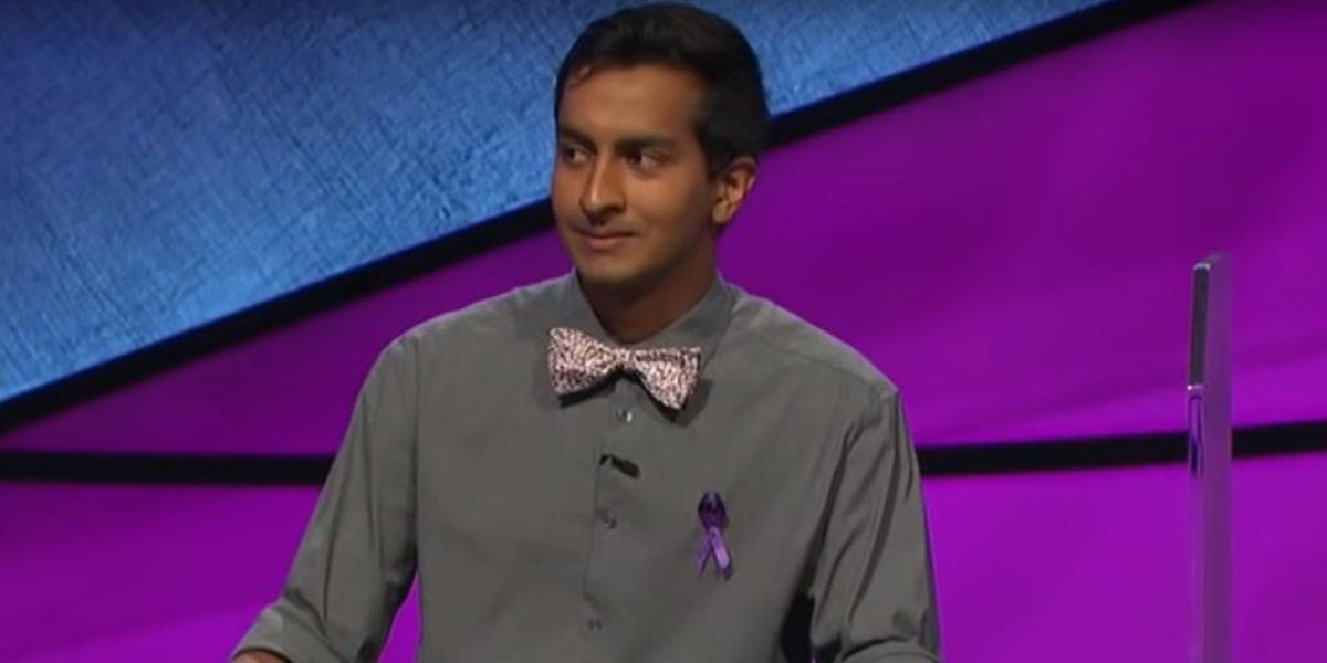 Dhruv Guar Jeopardy
