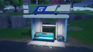 Fortnite Bus Stops