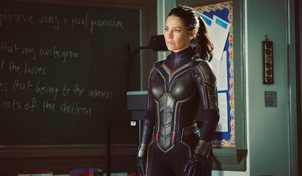 Hope van Dyne in Ant-Man and the Wasp