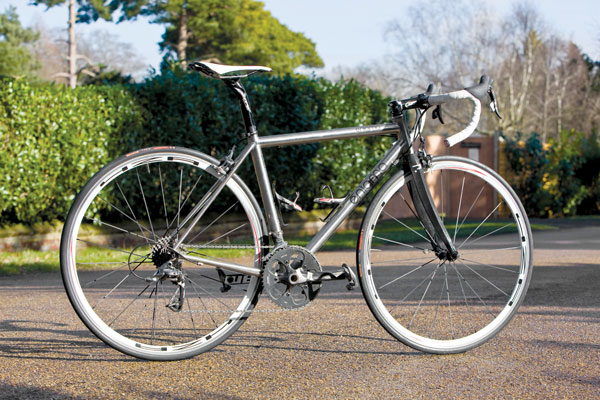 enigma excel frame and fork review cycling weekly - Excel Frames