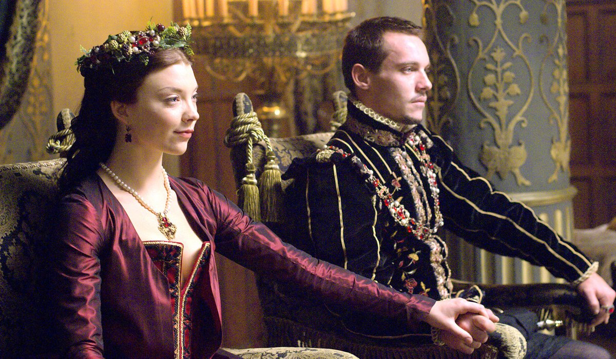The Tudors Natalie Dormer Jonathan Rhys Meyers Showtime