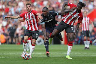 Southampton v West Ham United – Premier League – St Mary's