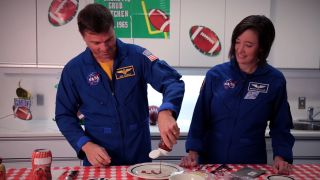 NASA space tailgating recipes