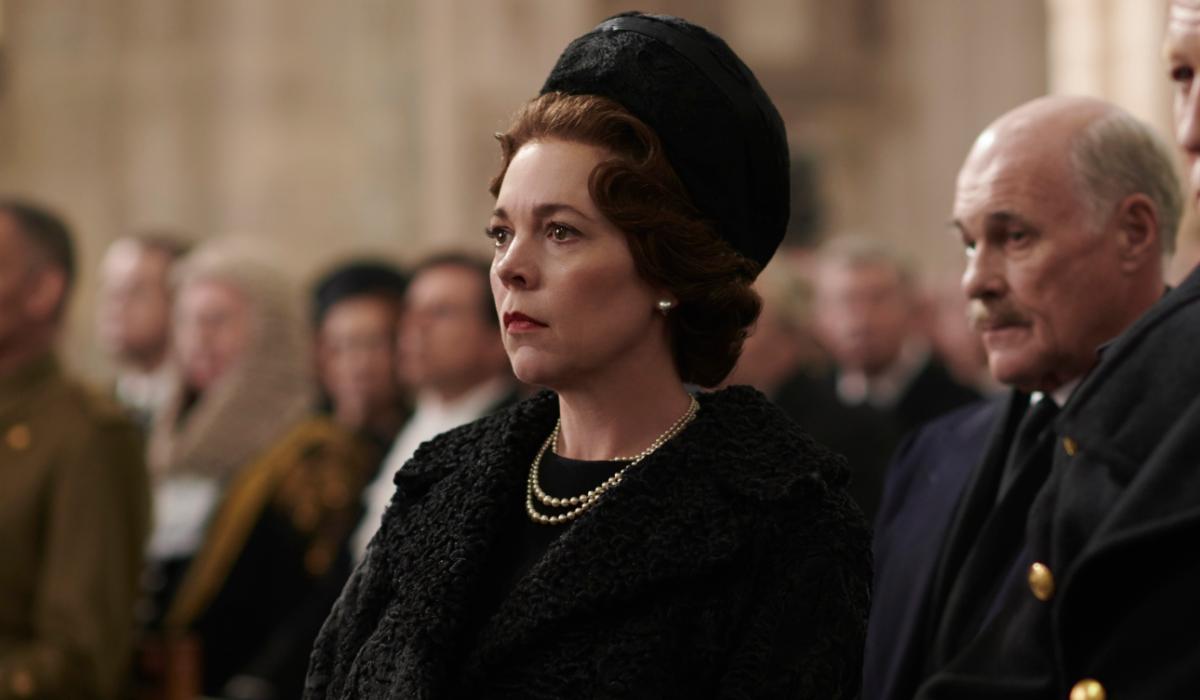 The Crown Oliva Colman Queen Elizabeth II Netflix