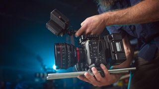 Wooden Camera Canon EOS C70 accessories