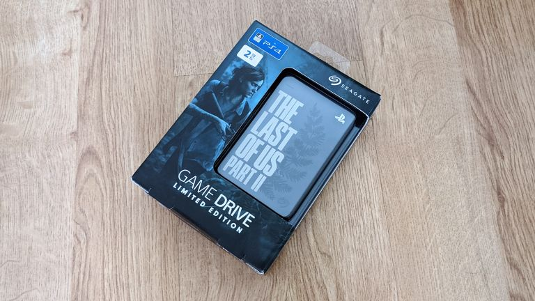 Seagate TLOU2 The Last of Us Part II PS4