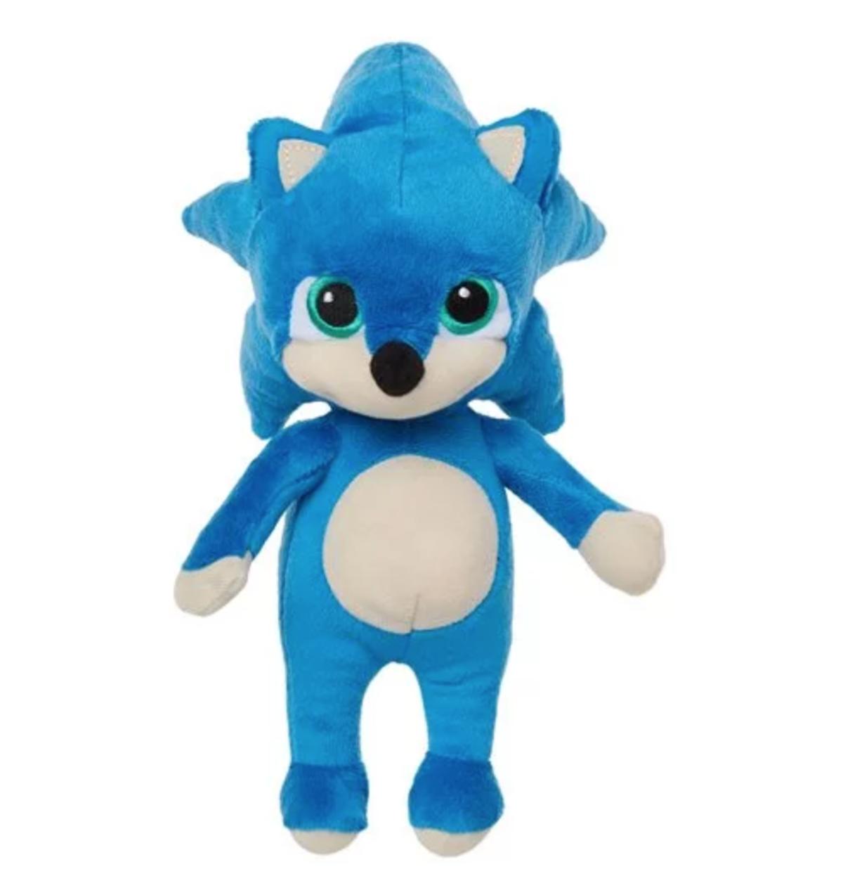 Baby Sonic plush doll