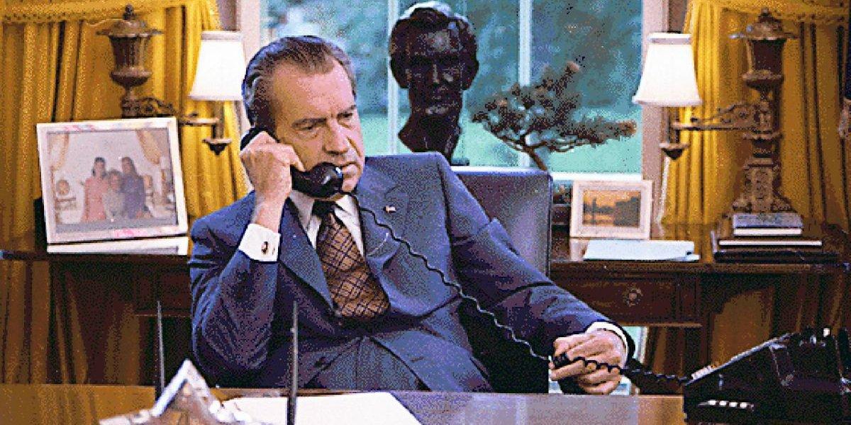 Richard Nixon in Nixon on Nixon: In His Own Words