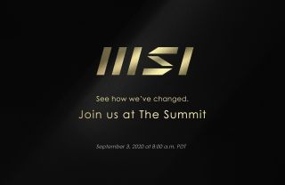 MSI Event Invitation