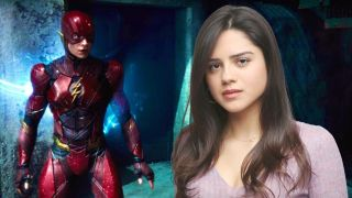 Sasha Calle joins 'The Flash' as Supergirl.