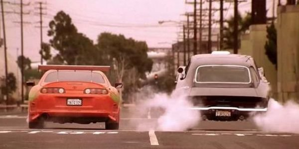 The Fast and The Furious Drag Racing
