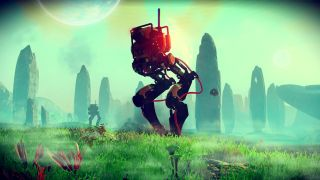 No Man's Sky - Best Ps4 Pro games