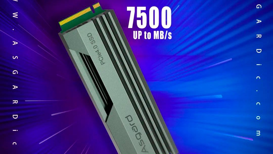 PCIe 4.0 SSD With Chinese 128L 3D TLC NAND Hits 7.5 GBps