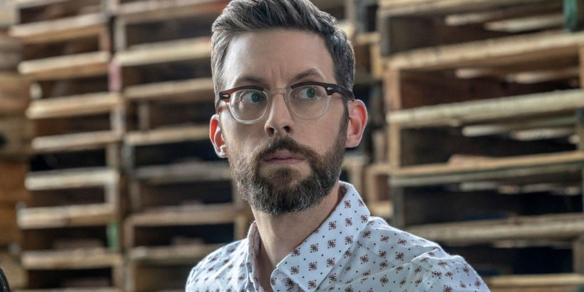 Rob Kerkovich - NCIS: New Orleans