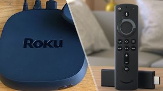 Roku Beats Amazon