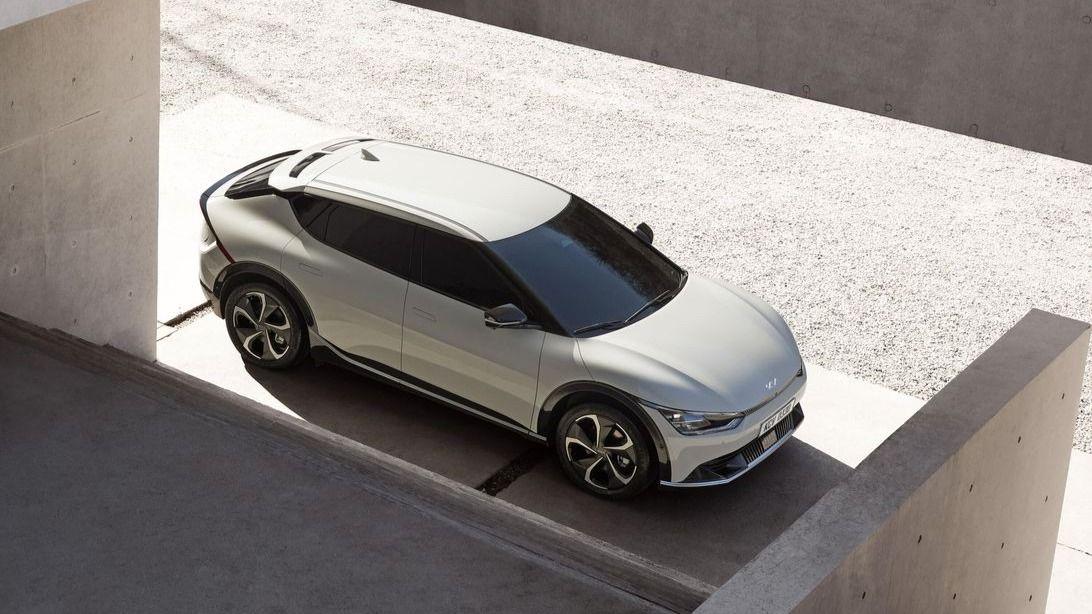 Kia EV6 interior rivals the likes of Audi and Mercedes