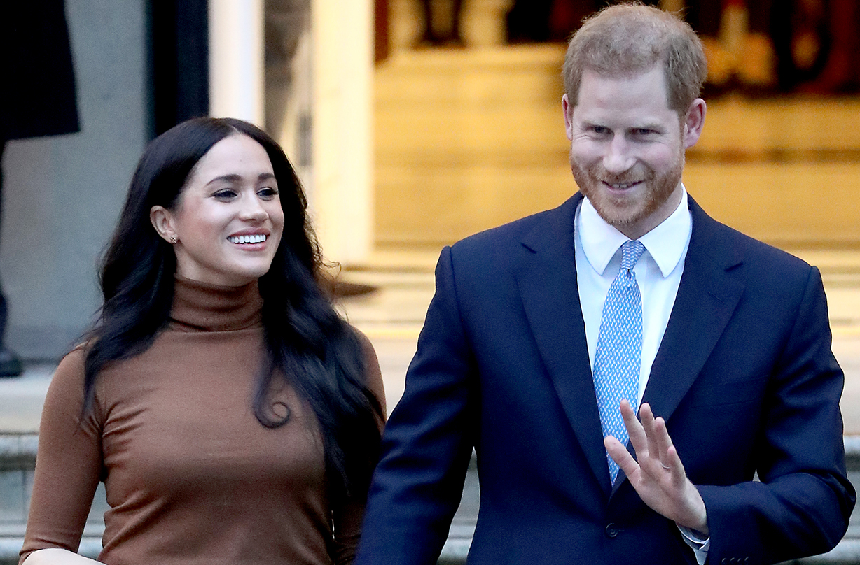 Prince Harry Meghan markle drop HRH titles