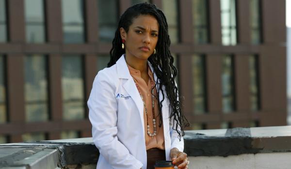 New Amsterdam Dr. Helen Sharpe Freema Agyeman NBC