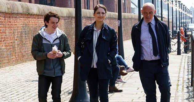 Nicola, Pat, Seb