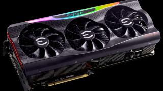 The EVGA GeForce RTX 3080 FW3