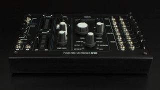 Plankton Electronics' Nutube-powered distortion effects unit, Spice, is now on Kickstarter