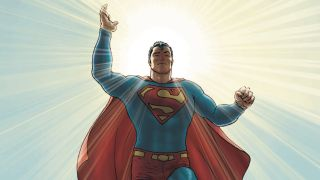 cover of All-Star Superman: Absolute Edition by Frank Quitely