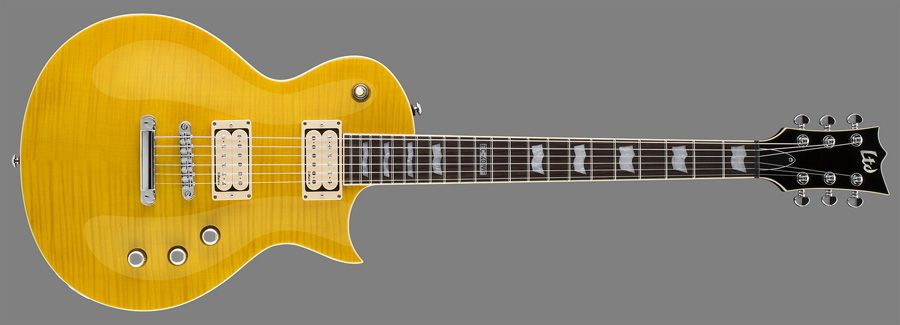 esp ltd as 1fm lb alex skolnick signature guitar review guitarworld. Black Bedroom Furniture Sets. Home Design Ideas