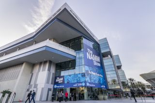 NAMM Pro Audio Exhibition Wing Debuts