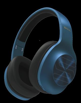 Soul Electronics launch 36-hour battery budget over-ear headphones