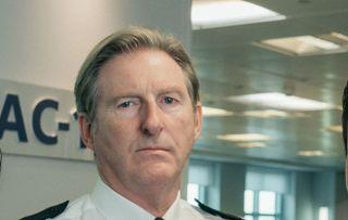 Adrian Dunbar as Ted Hastings in Line of Duty
