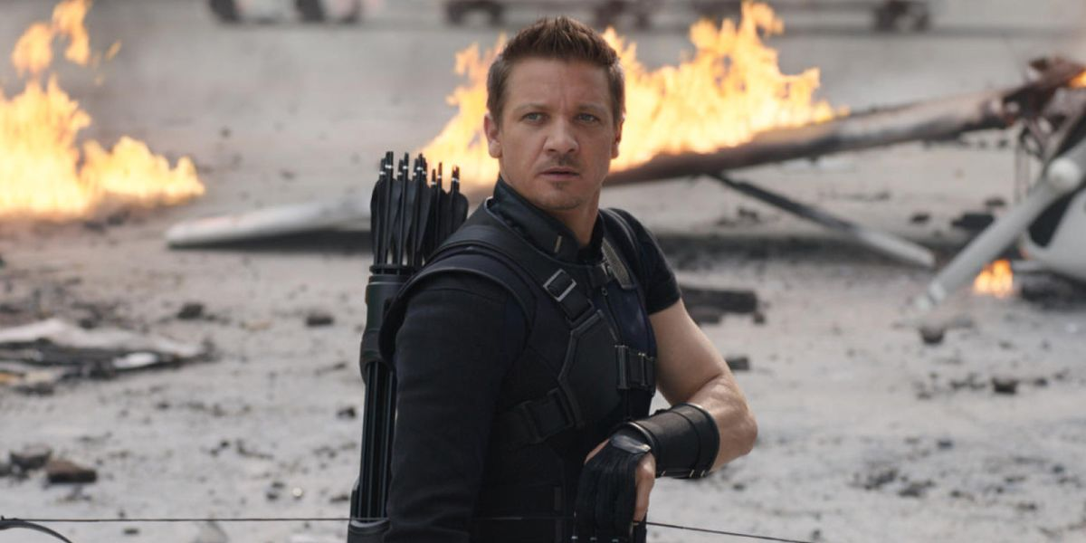 Jeremy Renner Is Psyched About The Black Widow Movie