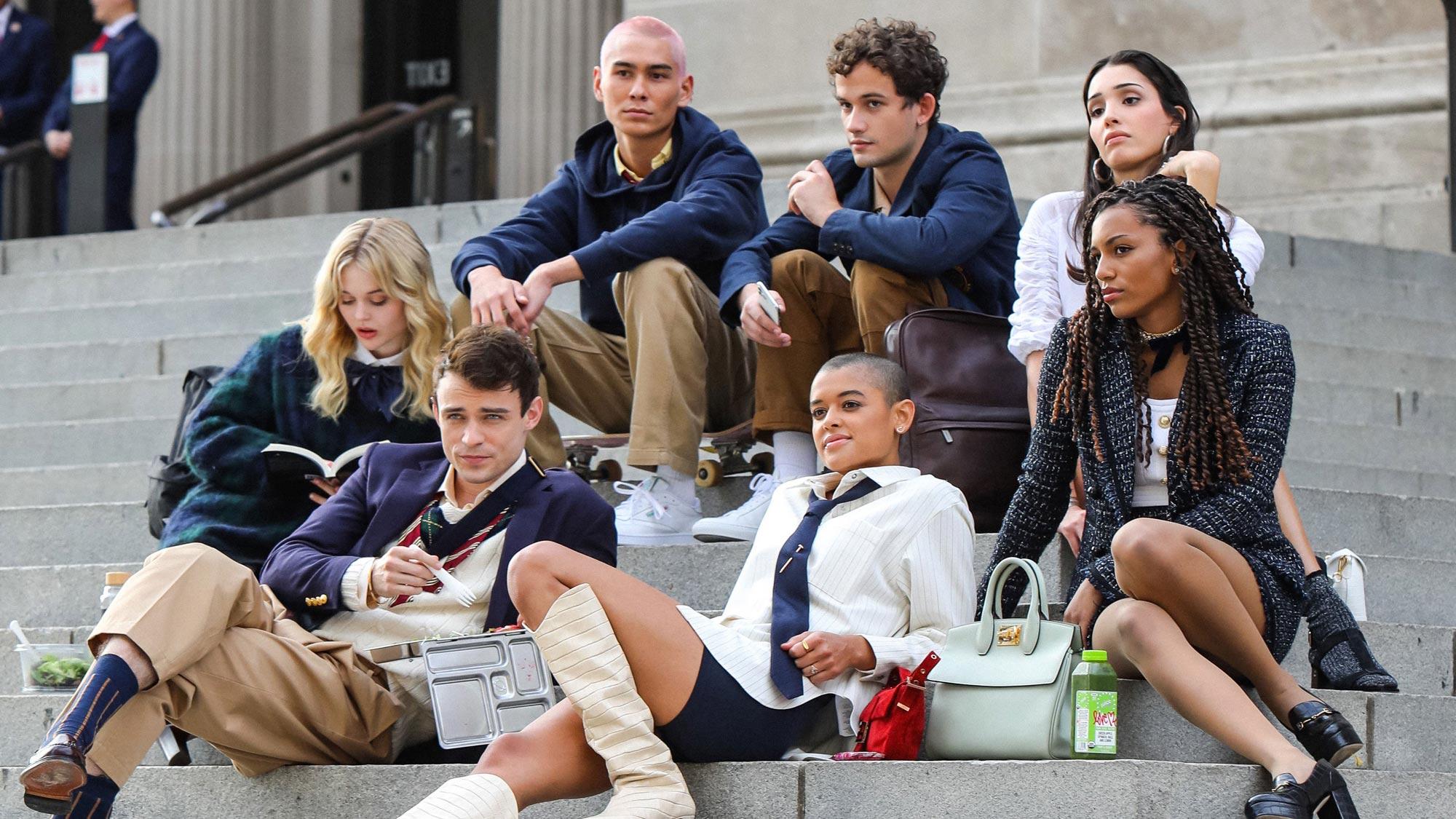 Gossip Girl reboot on HBO Max