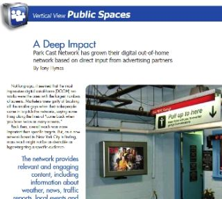 A DEEP IMPACT
