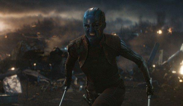 Karen Gillan Avengers Endgame Marvel