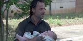 Why The Walking Dead's New Baby Gracie Could Be Bad News For Judith