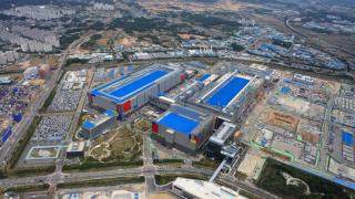 Samsung Foundry a Hwaseong, Corea.