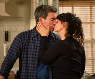 Moira tells Cain she wants to move back in in Emmerdale