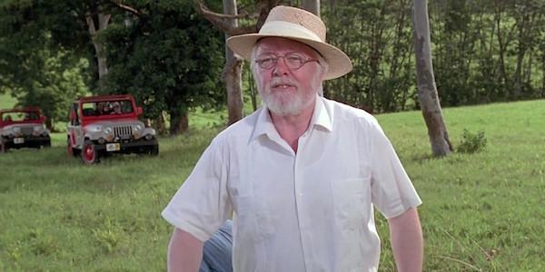John Hammond in Jurassic Park