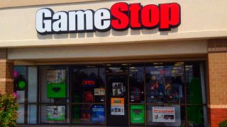GameStop's value has settled, but is still way above where it was just a couple of weeks ago.