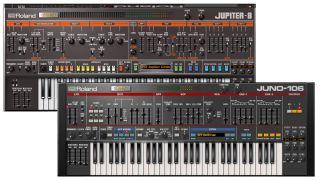 You can now download VST/AU Jupiter-8 and Juno-106 plugins