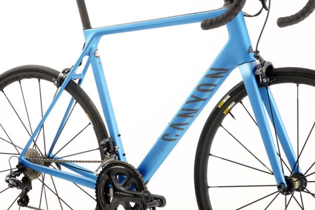 New British Continental squad Bike Channel-Canyon launched - Cycling ... d94e84576