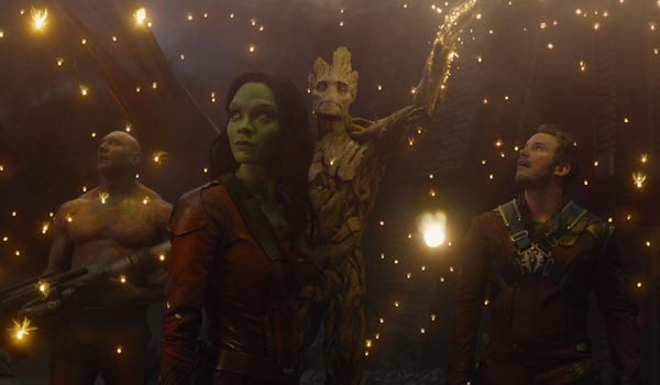 Guardians of the Galaxy Groot Spores