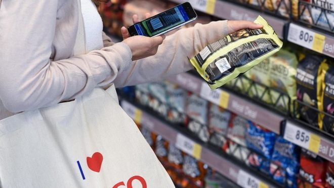 Tesco stores might soon let you pay using an app rather than a till