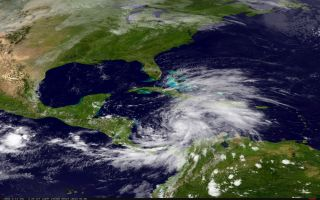 Tropical Storm Sandy